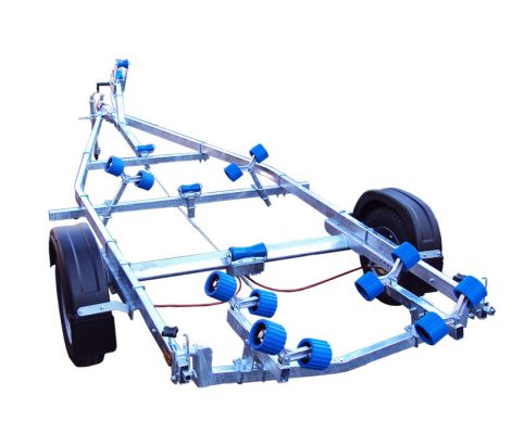 Extreme 1100 Swing Boat Trailer from Marine Tech