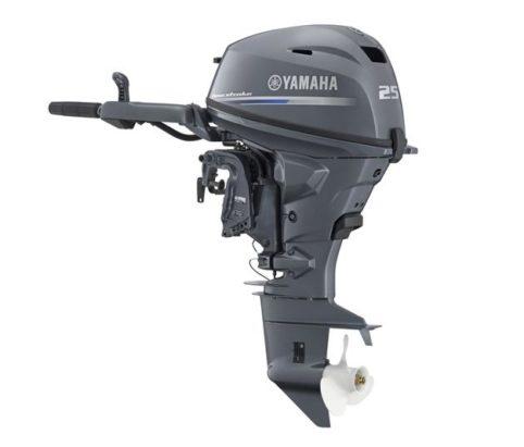 Yamaha F25 GWHS from Marine Tech
