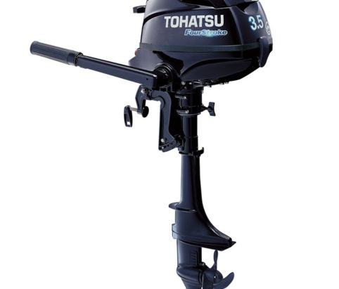 Tohatsu MFS3.5 BS from Marine Tech