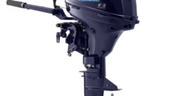 Tohatsu 15hp four stroke outboard from Marine Tech