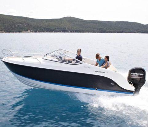 Quicksilver 595 Cruiser