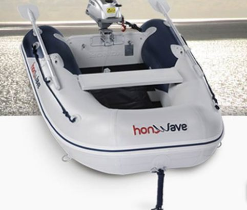 Honwave T20-SE Inflatable from Marine Tech