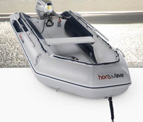 Honwave T24-IE Inflatable from Marine Tech
