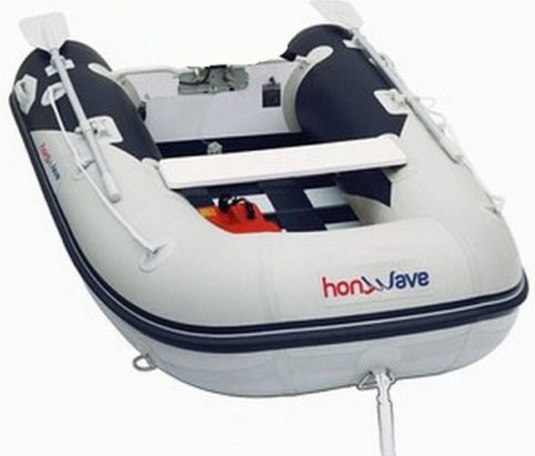 Honwave T25 Inflatable from Marine Tech