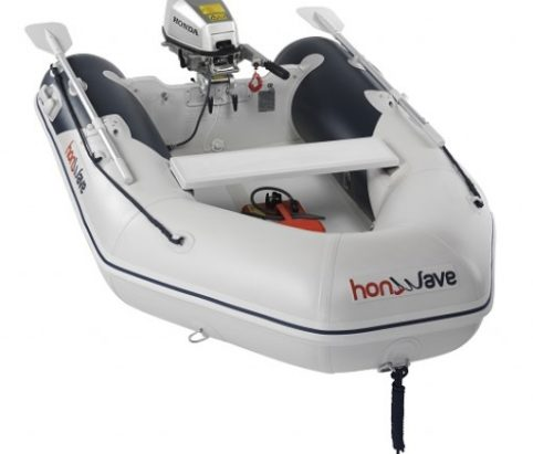 Honwave T27 IE Inflatable from Marine Tech