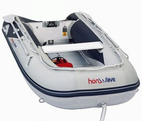 Honwave T30-AE Inflatable from Marine Tech