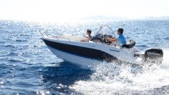 Quicksilver 455 Open from Marine Tech