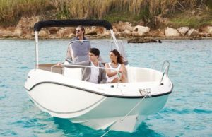 Quicksilver Activ 675 Open from Marine Tech, South Walsham