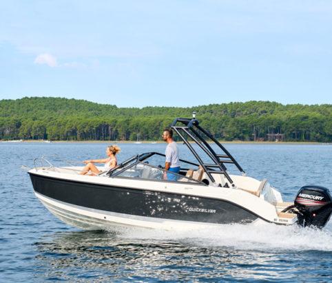 Quicksilver 605 Bowrider from Marine Tech