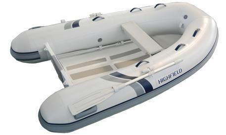 Highfield CL260 RIB (Hypalon) from Marine Tech