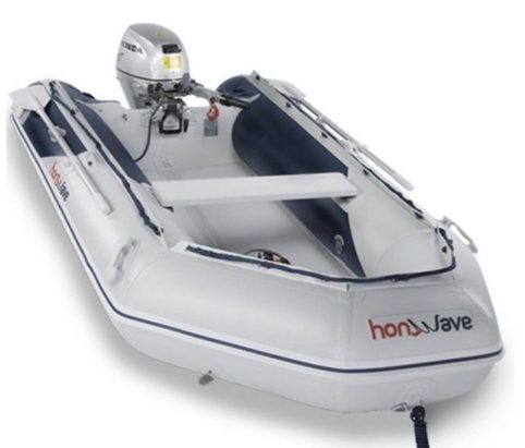 honwave inflatable t38-ie from Marine Tech