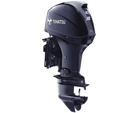 Tohatsu MFS40 from Marine Tech