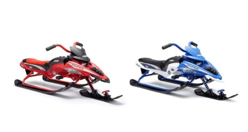 Yamaha Children's Snowmobile Snow Bike Sled Toboggan from Marine Tech