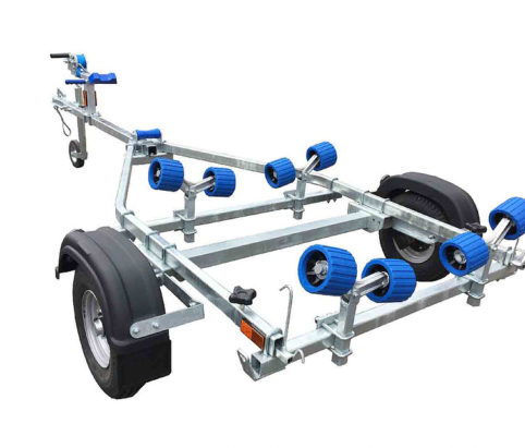 Extreme 350 roller trailer from Marine Tech