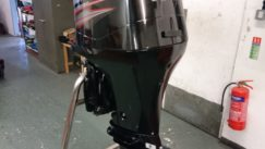 2013 Mercury 100hp Outboard for sale at Marine Tech