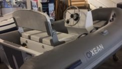Oxxean 320 RIB from Marine Tech