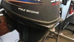 2003 Yamaha 9.9hp Outboard