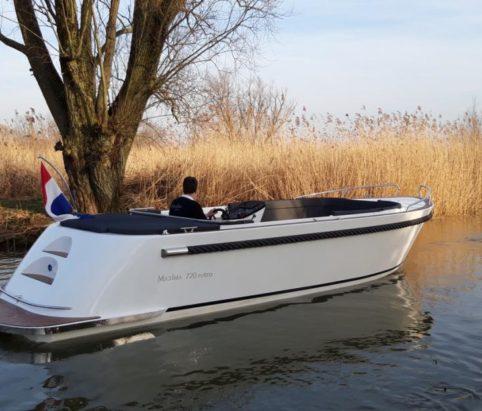 Maxima Boats 720 Retro from Marine Tech