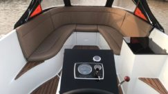 Maxima 630i fitted with an inboard diesel engine from Marine Tech