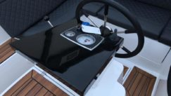 Maxima 730I Sloop inboard diesel from Marine Tech