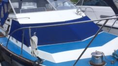 Perkins 4108 in Seamaster 30, for sale from Marine Tech