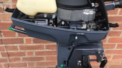 Yamaha 3hp used outboard from Marine Tech
