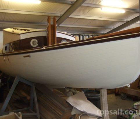 1937 Sabrina Class River Cruiser