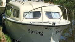 Freeman 22 for sale from Marine Tech, South Walsham