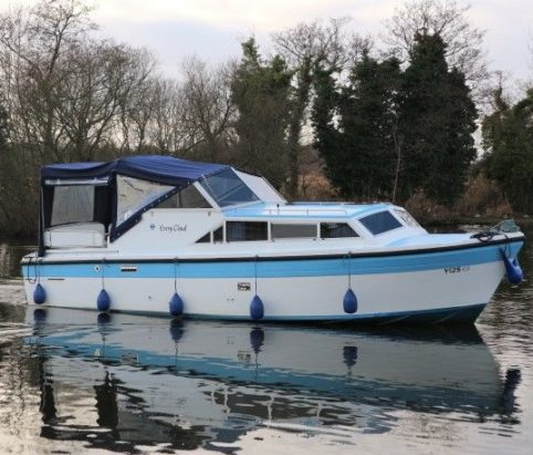Silverline 27 for sale from Marine Tech, South Walsham