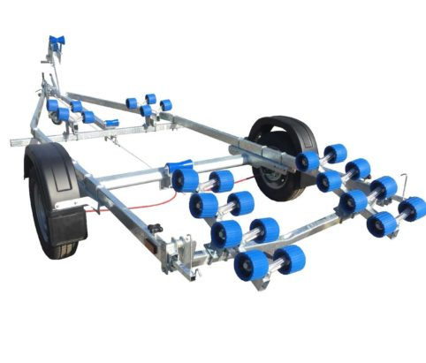 Used Roller Coaster 1300 Extreme Trailer from Marine Tech