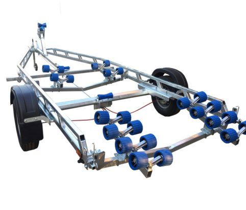 Extreme 1500 Super Roller - boat trailer from Marine Tech
