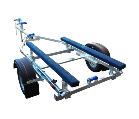 Extreme 500 bunk boat trailer from Marine Tech
