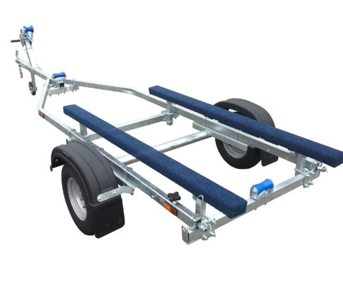 Extreme 750 Maxi Bunk - boat trailers from Marine Tech