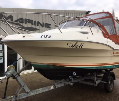 Quicksilver 540 Cruiser for sale from Marine Tech