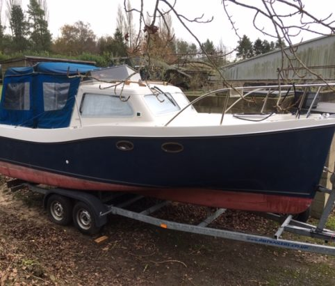 Hunter Landau 20 for sale from Marine Tech