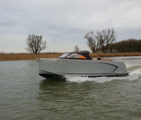 Maxima 840 from Marine Tech