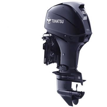 Tohatsu MFS50 from Marine Tech