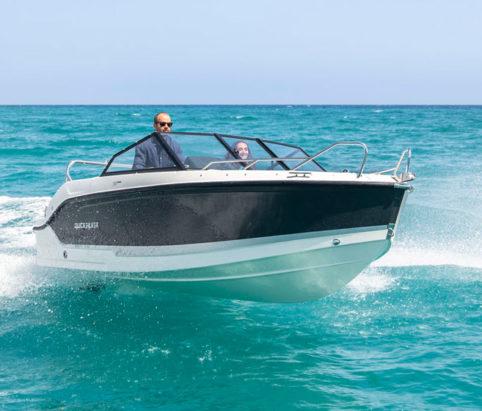 Quicksilver 555 Bowrider from Marine Tech