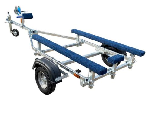 Extreme 300 Inflatable Boat Trailer
