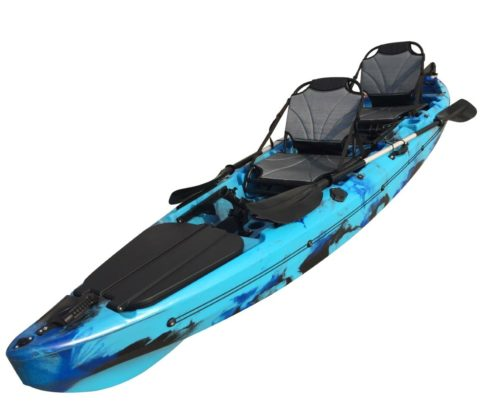 2021 Fury Double Sit on Top Kayak from Marine Tech