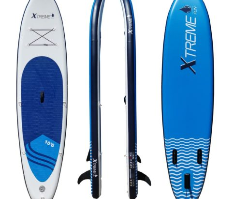 Nereus 10'6 SUP Package from Marine Tech