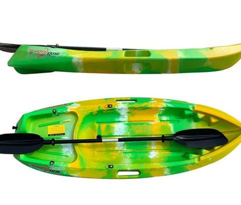Extreme Scorpio Kids Kayak from Marine Tech